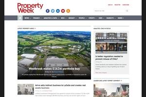 property week homepage